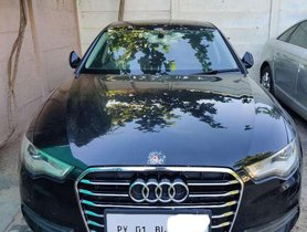 Used Audi A6 2.0 TDI Premium Plus, 2011, Diesel AT for sale in Pondicherry