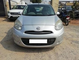 2013 Nissan Micra Diesel XV MT for sale at low price in Bangalore
