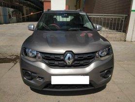 2017 Renault KWID MT for sale at low price in Bangalore