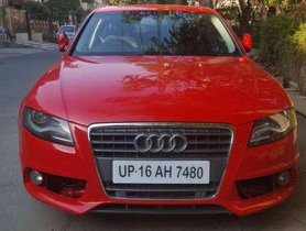 Used Audi A4 2.0 TDI 2012 MT for sale in Noida