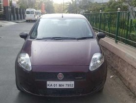 Used 2012 Fiat Punto 1.3 Active MT for sale in Bangalore
