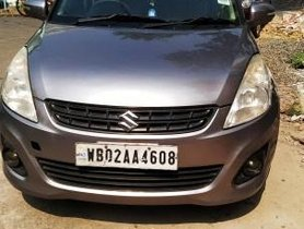 2012 Maruti Suzuki Dzire VDi MT for sale in Kolkata