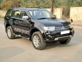 2015 Mitsubishi Pajero Sport 4x2 AT Diesel for sale in New Delhi