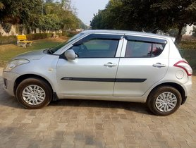 2014 Maruti Suzuki Swift Petrol MT for sale in New Delhi