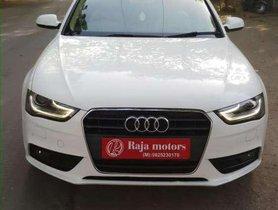 Used Audi A4 2.0 TDI (177bhp), Premium Plus, 2014, Diesel AT for sale in Ahmedabad
