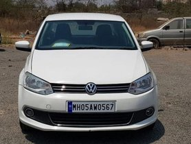 Used Volkswagen Vento Petrol Highline AT 2011 for sale in Pune
