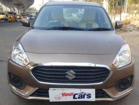 2017 Maruti Suzuki Dzire VDI MT for sale in Hyderabad
