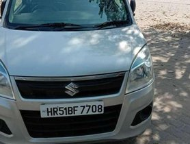 Used Maruti Suzuki Wagon R 1.0 LXi CNG, 2015, CNG & Hybrids MT for sale in Gurgaon