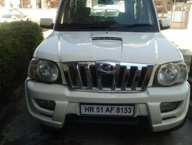 Used Mahindra Scorpio VLS 2.2 mHawk, 2009, Diesel MT for sale in Chandigarh