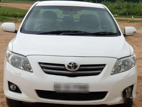 Used Toyota Corolla Altis 1.8 G 2010 MT for sale in Ahmedabad
