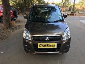 Used Maruti Suzuki Wagon R AMT VXI Option AT 2016 in Bangalore