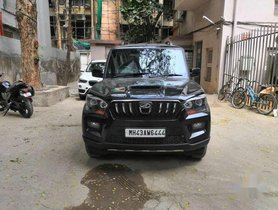 Used Mahindra Scorpio 2016 AT for sale in Mumbai