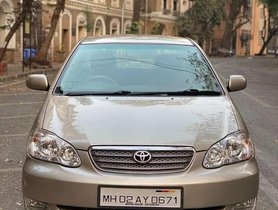 Used 2007 Toyota Corolla H2 MT for sale in Mumbai