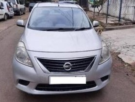Nissan Sunny XL P MT 2013 in Bangalore