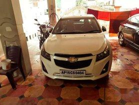 Used Chevrolet Cruze 2014 MT for sale in Vijayawada