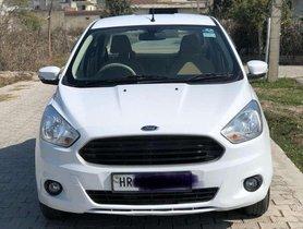 Used 2017 Ford Figo Aspire MT for sale in Karnal