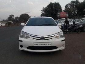 Used 2012 Toyota Etios GD MT for sale in Nashik