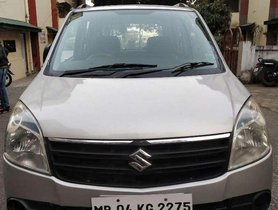 Used Maruti Suzuki Wagon R 1.0 LXi, 2011, Petrol MT for sale in Bhopal
