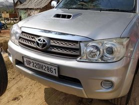 Used Toyota Fortuner 2010 AT for sale in Lucknow