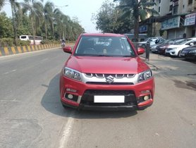 2016 Maruti Vitara Brezza LDi Option MT in Mumbai