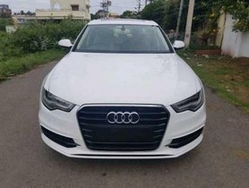 Used Audi A6 35 TDI AT 2015 in Coimbatore