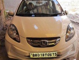 Used 2015 Honda Amaze MT for sale in Patna