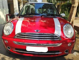 Used Mini Cooper D 3 Door, 2010, Petrol AT for sale in Chandigarh