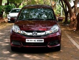 Used Honda Mobilio S i-DTEC, 2015, Diesel MT for sale in Coimbatore