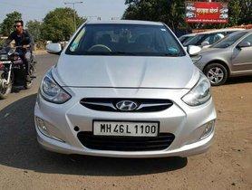 Used 2011 Hyundai Verna 1.6 CRDi S AT for sale in Nashik