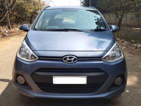 2015 Hyundai i10 Asta AT for sale at low price in Bangalore