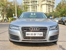 Used Audi A7 2012 AT for sale in Mumbai