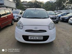 Used Nissan Micra 2012 Diesel MT for sale in Hyderabad