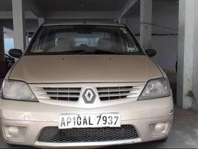 Used Mahindra Renault Logan, 2007, Petrol MT for sale in Secunderabad