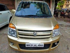 Used Maruti Suzuki Wagon R VXI 2009 MT for sale in Mumbai