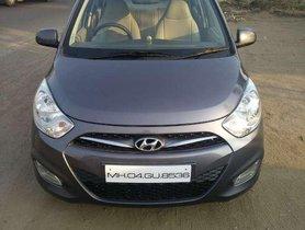 Used Hyundai i10 Sportz 2015 MT for sale in Nashik