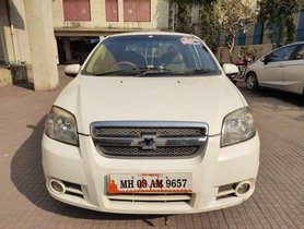 Used Chevrolet Aveo 1.4 LS Limited Edition MT 2008 in Mumbai