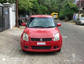 Used Maruti Suzuki Swift VDi, 2007, Diesel MT for sale in Chennai