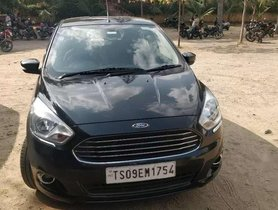 Used 2016 Ford Figo MT for sale in Hyderabad