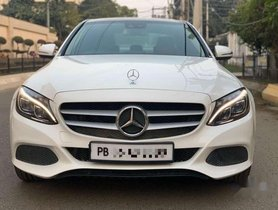 Used Mercedes-Benz C-Class 220 CDI Elegance Automatic, 2015, Diesel AT for sale in Jalandhar