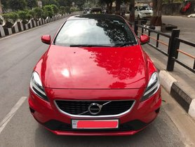 Used Volvo V40 D3 R-Design AT 2017 in Surat