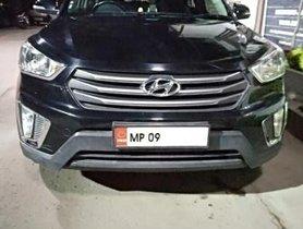 Used 2017 Hyundai Creta 1.4 CRDi Base MT for sale in Indore
