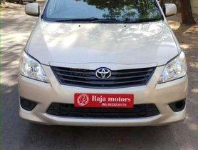 Used Toyota Innova 2.5 GX 8 STR BS-IV, 2013, Diesel MT for sale in Ahmedabad