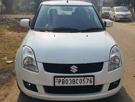 Used Maruti Suzuki Swift VDi, 2011, Diesel MT for sale in Ludhiana