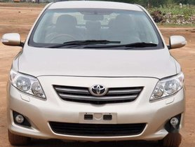 Used Toyota Corolla Altis VL 2010 AT for sale in Ahmedabad