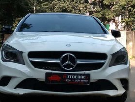 Used Mercedes-Benz CLA-Class 200 Petrol Sport, 2016 AT for sale in New Delhi