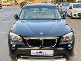 Used BMW X1 sDrive20d(H), 2012, Diesel AT for sale in Mumbai