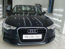 Used Audi A6 2.0 TDI Premium Plus, 2012, Diesel AT for sale in Pune