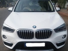 BMW X1 sDrive 20d xLine AT 2018 for sale in New Delhi