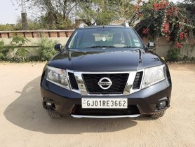 2014 Nissan Terrano XV 110 PS MT in Ahmedabad