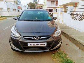 Used 2011 Hyundai Verna 1.6 CRDi S AT for sale in Coimbatore